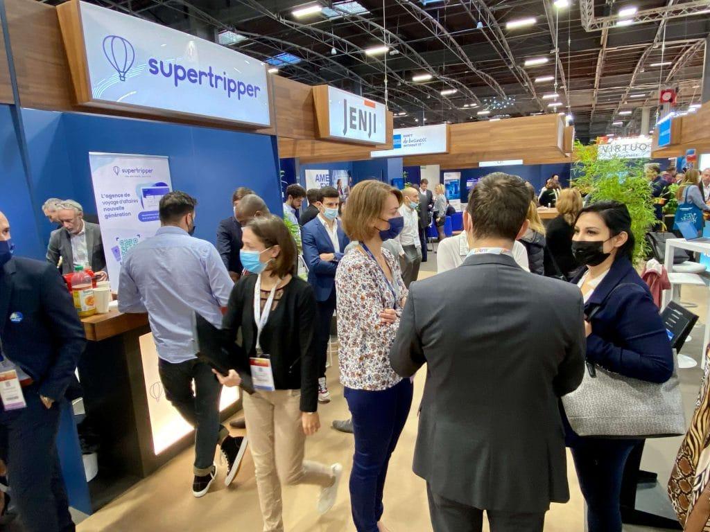 Salon IFTM Top Resa 2021 Supertripper